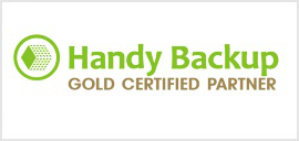Handy Backup Gold Partner